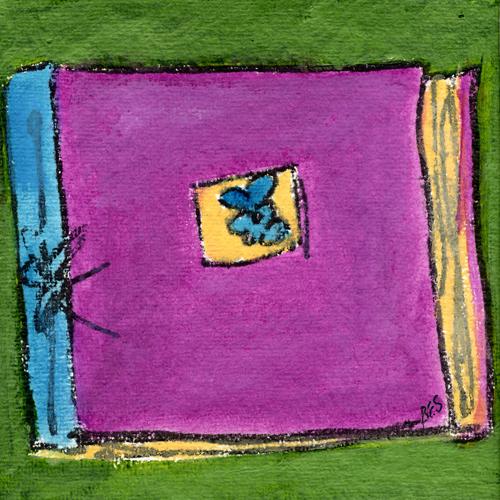 Handmade Paper Album