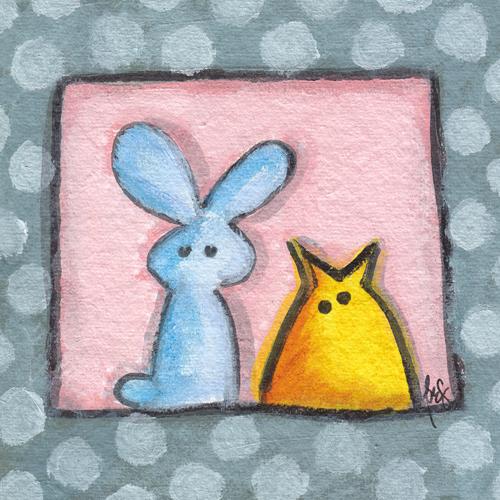 Bunny, Kitty