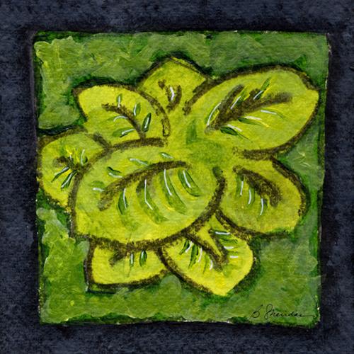 Apple Green Hosta