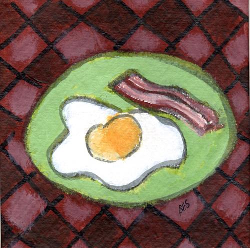 Bacon & Egg Breakfast