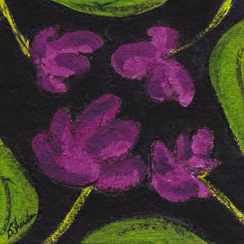 Purple Buttercups