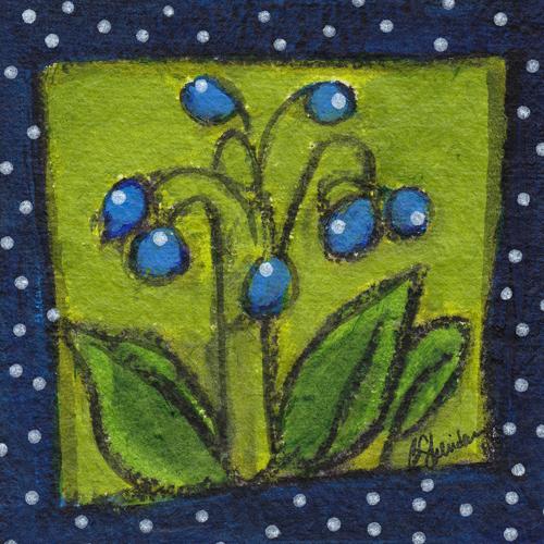 Sweet Blue Berries