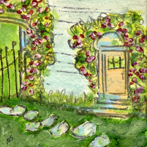 Brookside Rose Garden