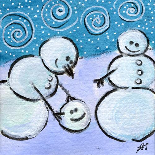 Snowman Head Games