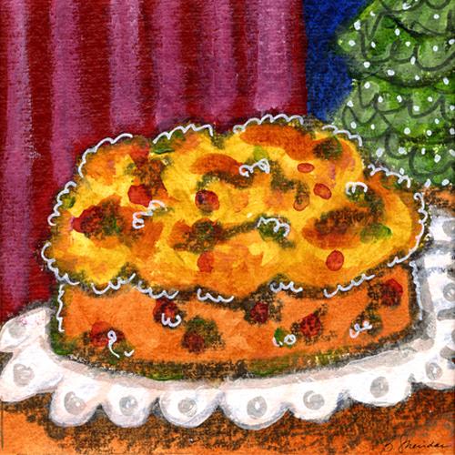 The Perfect Fruitcake