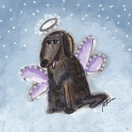 Guardian Angel Pup