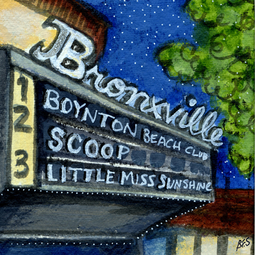 Bronxville Movie Theater