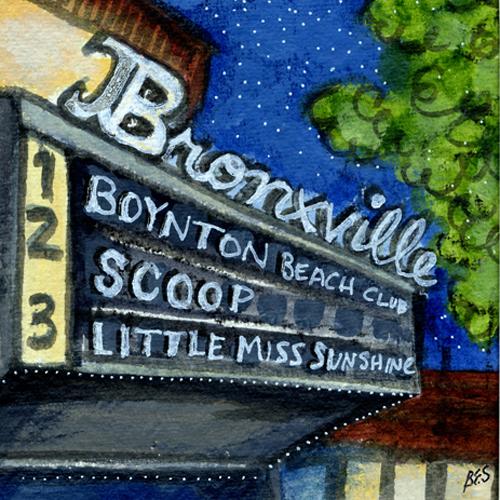 Bronxville Movie Theater