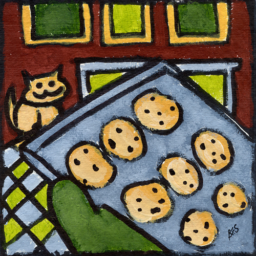Cookies for Kitty