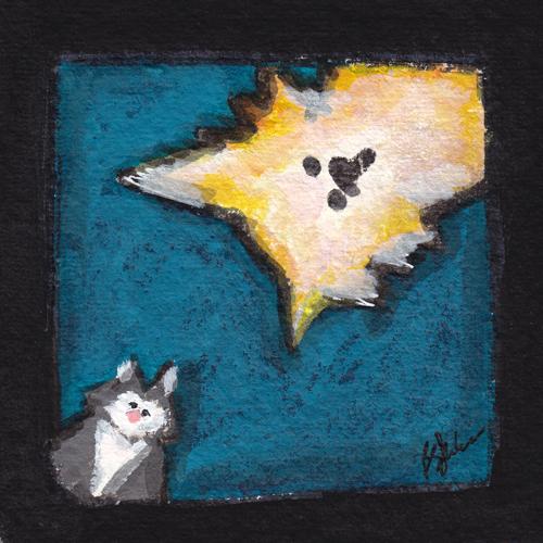 Kitty Near, Kitty Far