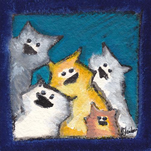 Ton o'Kitties