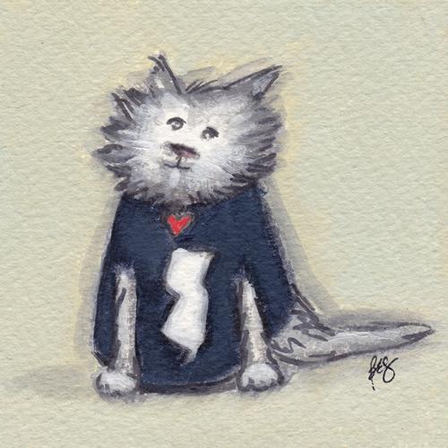 Jersey Kitty